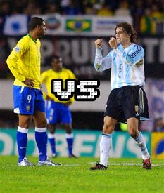 Brazil vsArgentina